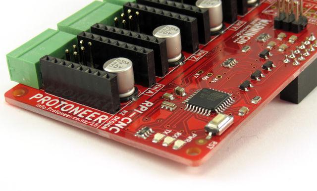 Raspberry pi cnc hat image - download