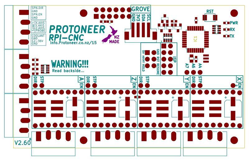 Raspberry Pi Cnc - Protoneer