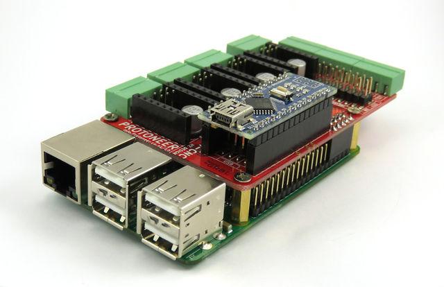 Raspberry Pi Cnc V2 51 - Protoneer